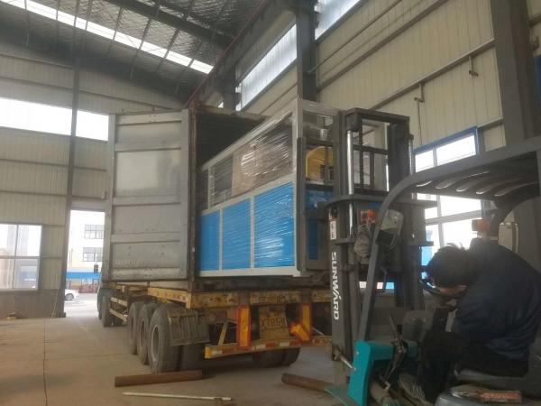 PVC管材生产设备厂房