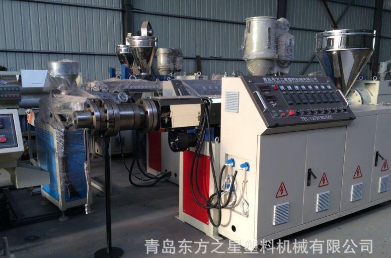 PE管材生产线设备 塑料管材设备 PE/PP/PVC管材生产线设备
