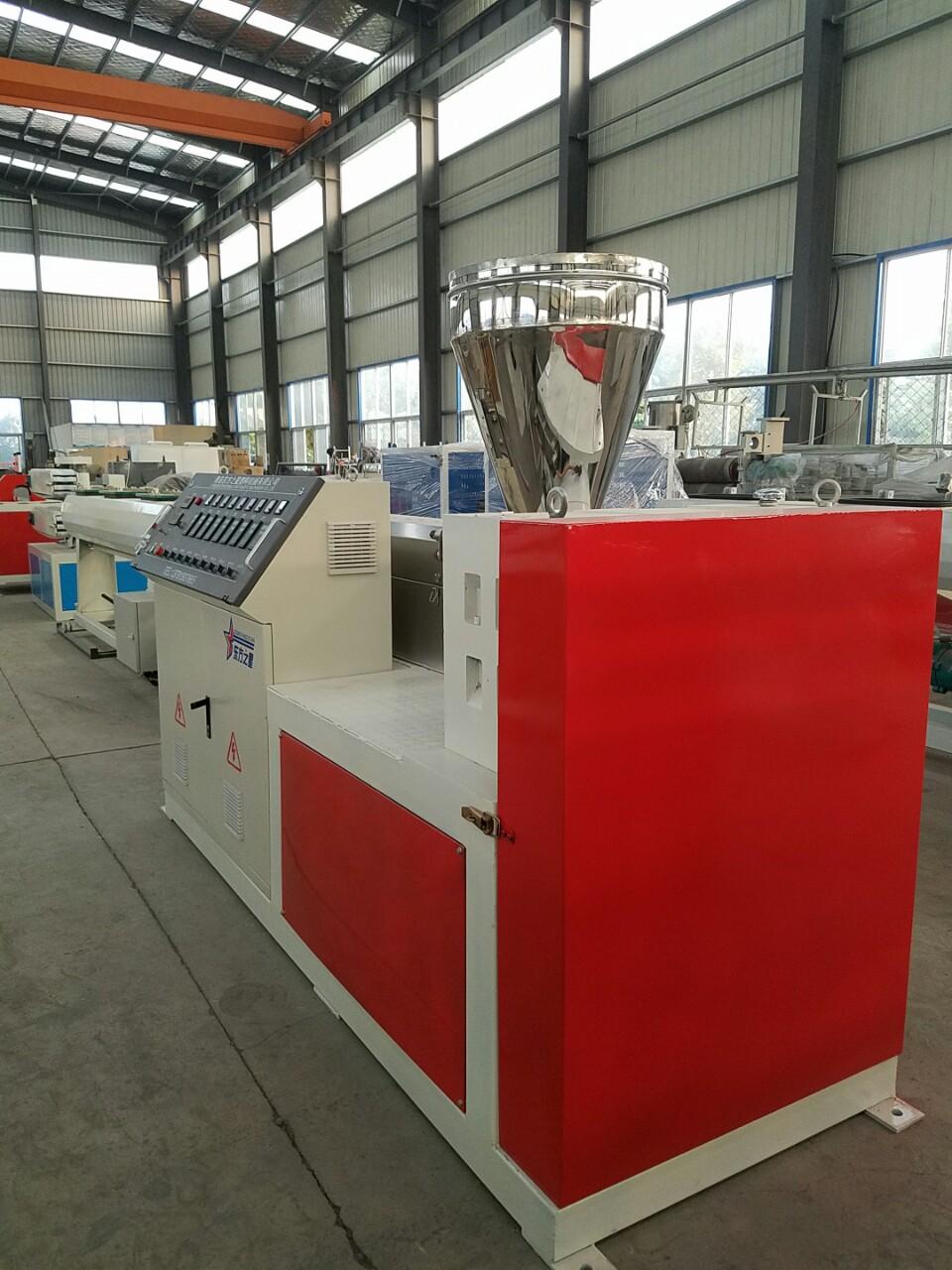 MPE超高分子管材设备