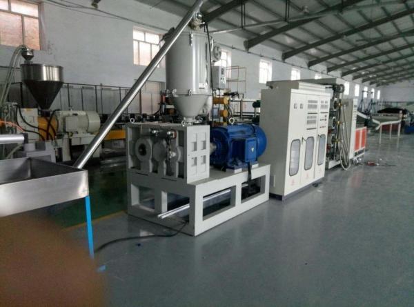 乌鲁木齐HDPE土工格室片材设备