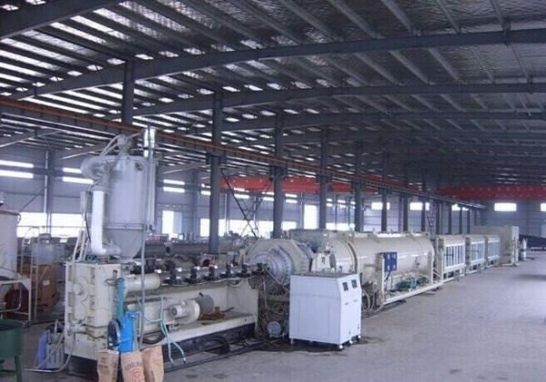 兰州大口径管材生产设备